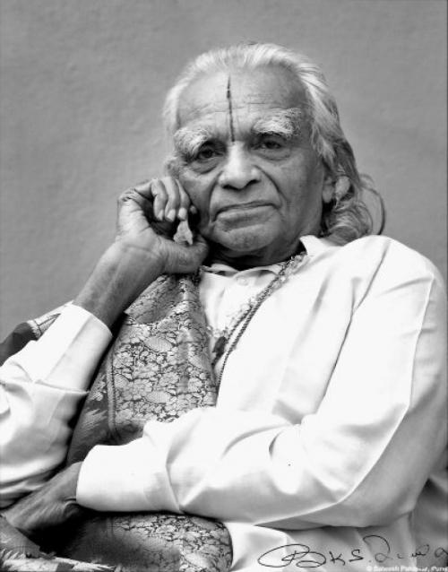 BKS Iyengar, ganhador do Prêmio Padma Vibhusan