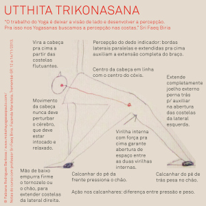 Utthita Trikonasana