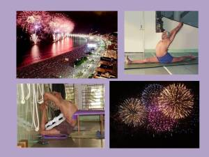 Yoga e Ano Novo