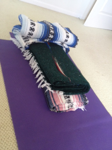 pranayama blankets